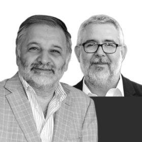 Eduardo Bitran y Rodrigo Castillo