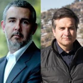 Rodrigo Castillo y Rodrigo Harrison