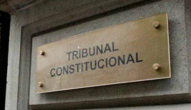 Académico Rodrigo Correa postula a ministro del Tribunal Constitucional