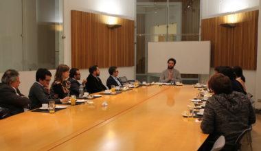 Director del Centro Internacional de Investigación Aplicada en Derecho Penal CRIMINT expuso en la UAI