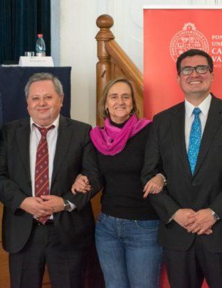 Académicos UAI participan en las V Jornadas Nacionales de Derecho de Familia