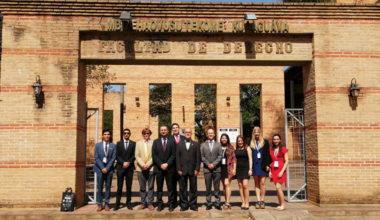 Equipo de la Facultad de Derecho participó en la XII Competencia Internacional de Arbitraje