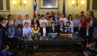 Agreement for Social Peace and a New Constitution