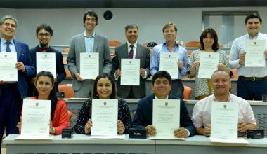 Se gradúa primera Generación del Diplomado en Especialización Avanzada en Tributación