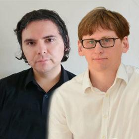 Directores Académicos:<br>Esteban Pereira y Alberto Pino